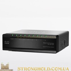 Коммутатор Cisco SB SLM2008PT-EU