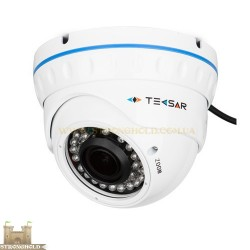 Купольная TVI камера Tecsar AHDD-1Mp-20Fl-out-eco-THD (HD-TVI)