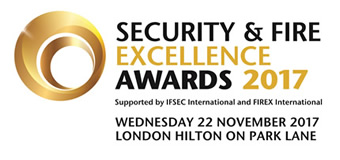 Security and Fire Excellence Awards 2017